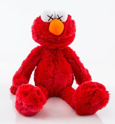 KAWS X Sesame Street, 'Elmo', 2018