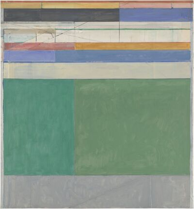 Richard Diebenkorn, 'Ocean Park #105', 1978