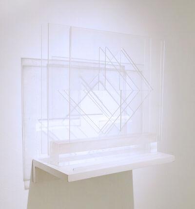 Cruz Novillo, 'Geometry. Piece Unique', 1972