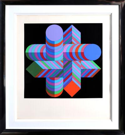 Victor Vasarely, 'MAKK-S', 1978