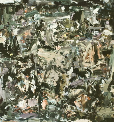 Sherie' Franssen, 'Bumpy Night', 2010