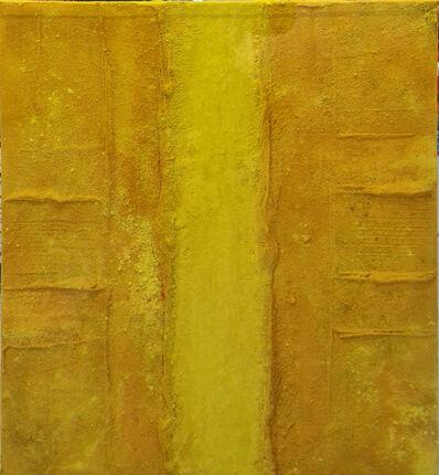 Marcello Lo Giudice, 'yellow sole', 2017