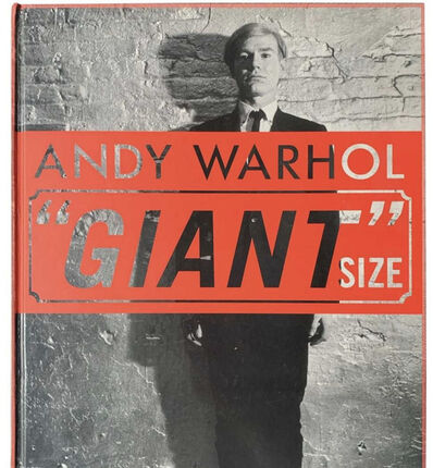 Andy Warhol, 'Andy Warhol GIANT Size (Large Format, Original printing)', 2006