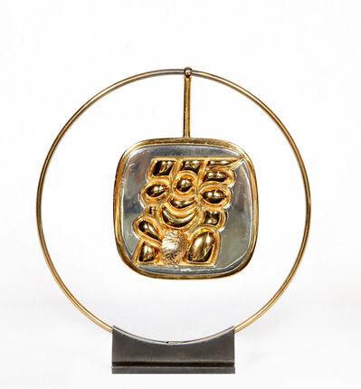 Miguel Berrocal, 'Torso Verona (Gold) (Opus 173)'