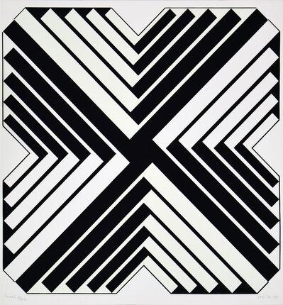 János Fajó, 'Cross', 1973