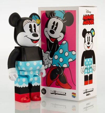 BE@RBRICK X Disney, 'Minnie Mouse 400%', c. 2018