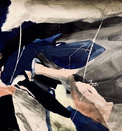 Berit Louise Sara-Grønn, 'She lives here', 2019