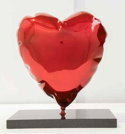 Mr. Brainwash, 'Heart Balloon Sculpture', ca. 2019