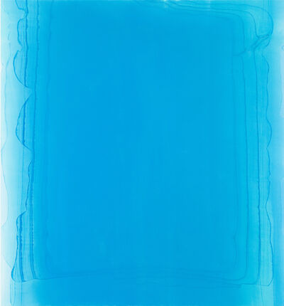 Taek Sang Kim, 'Breathing light-Emerald blue', 2015-2020
