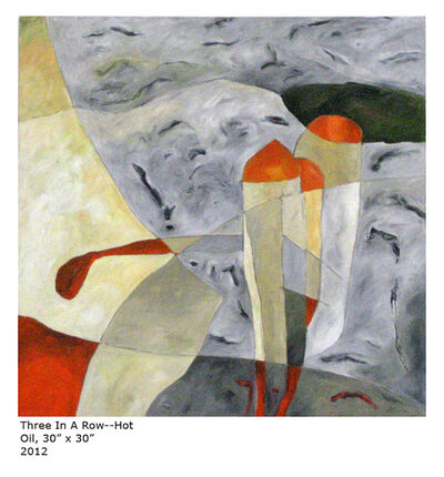 James Kuiper, 'Three in a Row-Hot', 2012