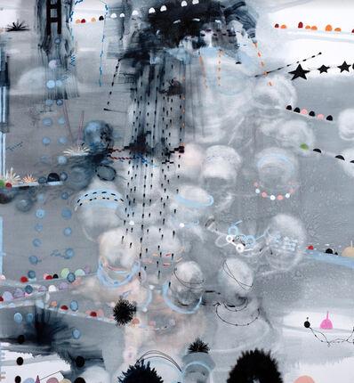 Virginia Verran, 'Grey:Blue (lament)', 2018-2019