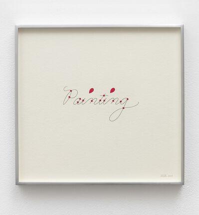 Linda Stark, 'Painting (stigmata)', 2013