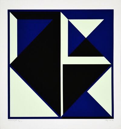 János Fajó, 'Triangles --- Háromszögek', 1969-1989