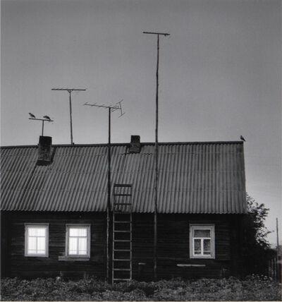 Pentti Sammallahti, 'Jyskyjarvi, Karelia, USSR', 1990