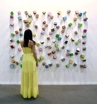 Pascale Marthine Tayou, 'Colorful Stones', 2018