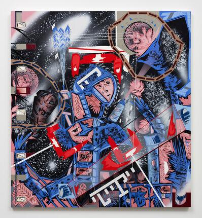 Lari Pittman, 'Nocturne #4', 2015