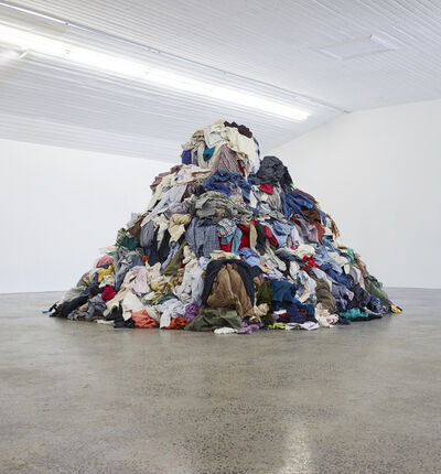 Dan Halter, 'Clothes of the Dead White Man/ Where All Problems End', 2018