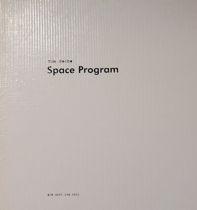 Tom Sachs, 'Space Program Limited Edition', 2008