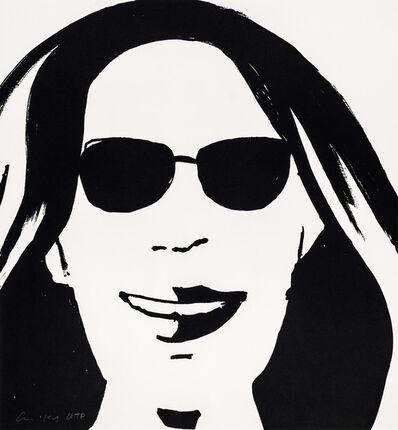 Alex Katz, 'Beauty V', 2019