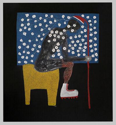 Amadou Sanogo, 'Asperge-toi', 2019