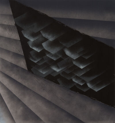 Robin Rhode, 'Works on Black Paper V', 2008