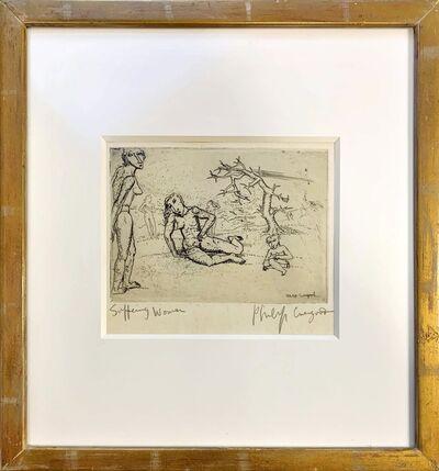 Philip Evergood, 'Suffering Woman', 1929-1930