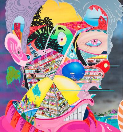 Erik Parker, 'Millennials' Dilemma', 2015