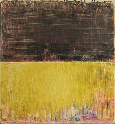Christopher Le Brun, 'Pale Umber', 2020
