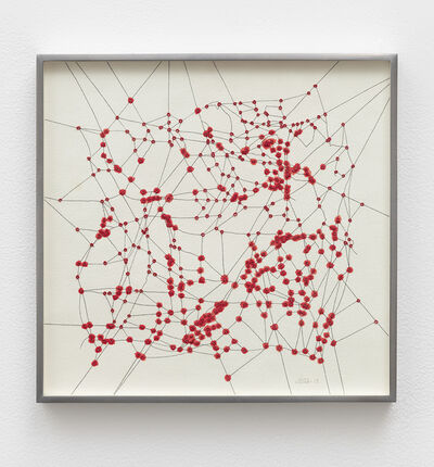 Linda Stark, 'Perforated Web', 2013