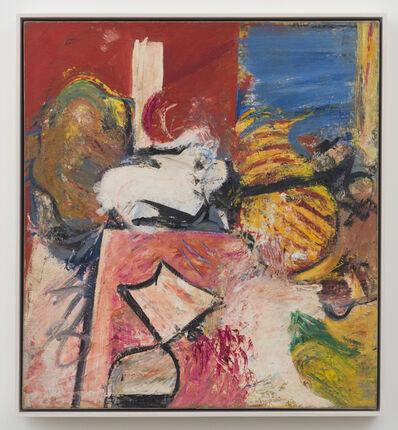 Pat Passlof, 'Ionian', 1956