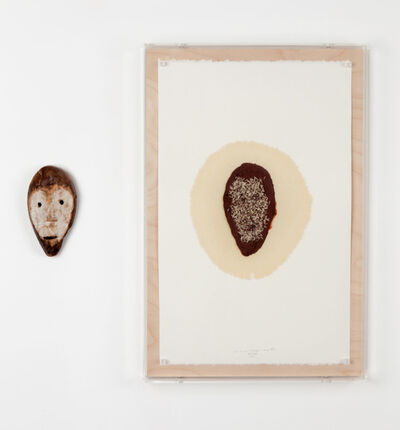 Sarkis, 'd'après et après le masque à visage blanc', 2014