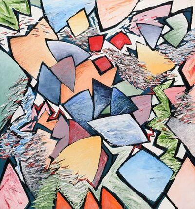 Lois Graham, 'Jigsaw III', 1994