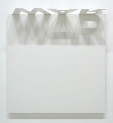 Charles P. Reay, 'WAR (Expulsion series)', 2011