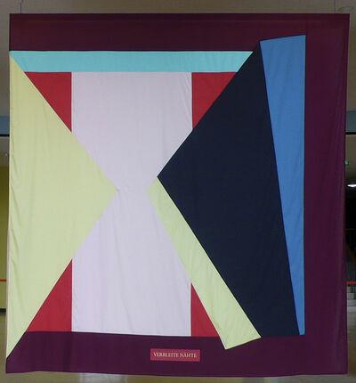 Dolores Zinny & Juan Maidagan, 'Leaded seams (Verbleite Nähte)', 2010