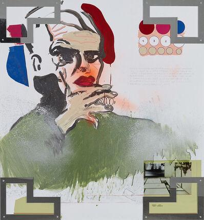 Anne-Mie Van Kerckhoven, 'Kinski', 2018