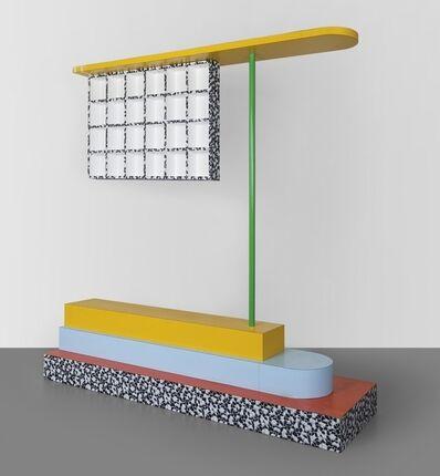 Nanda Vigo, 'A partition cabinet unique piece for a private client', 1974