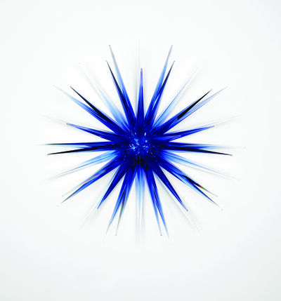 Norman Mooney, 'Blue Star No1', 2011