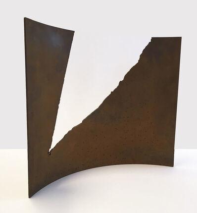 Erich Reusch, 'Modell für eine Skulptur aus Corten-Stahl', 1992