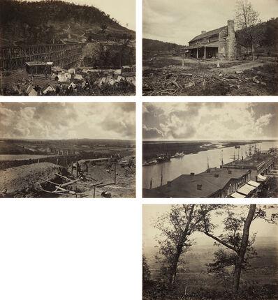 George N. Barnard, 'Selected Images', 1864-1866