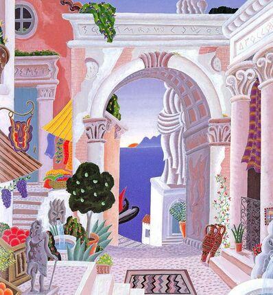 Thomas Mcknight, 'Classical City Gate', 1993