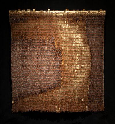 Olga de Amaral, 'Escrito IV', 2002