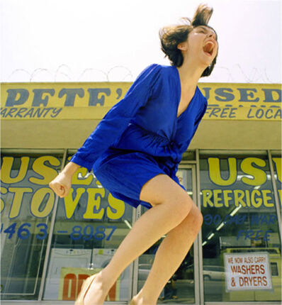 Alex Prager, 'Wrath #1 (Blue)', 2005
