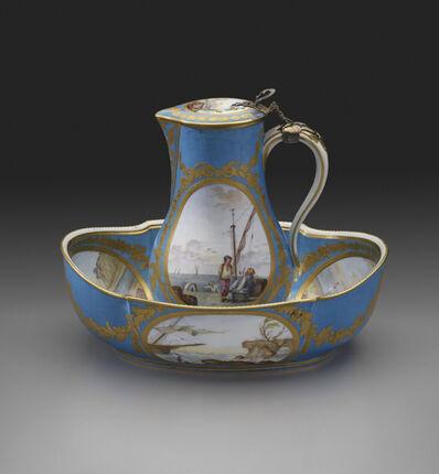 Sèvres Porcelain Manufactory, 'Water Jug and Basin', 1781