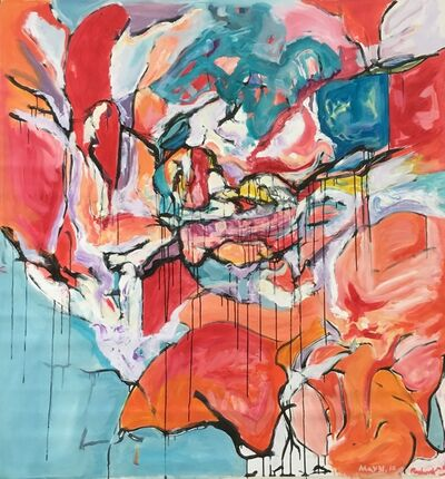 Roshanak M. Heravi, 'Matisse's Landscape', 2015