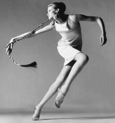 Richard Avedon, 'Verushka DRESS BY KIMBERLY'