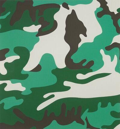 Andy Warhol, 'Camouflage II.406'