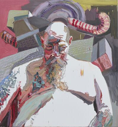 Ben Quilty, 'Sleepless (Kenny) 142,5 × 132,5 cm ', 2018