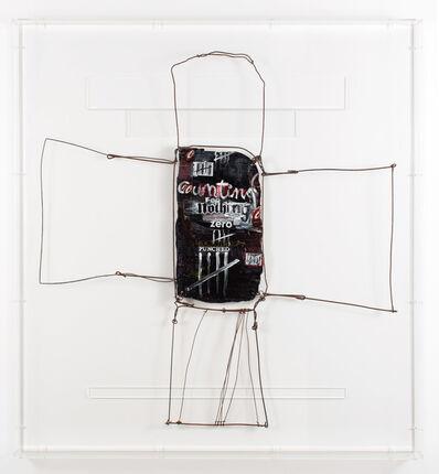 Fiona Hall, 'zero sum', 2017