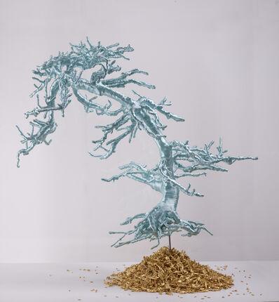 Lin Tianmiao, 'Untitled (Bonsai Tree)', 2012