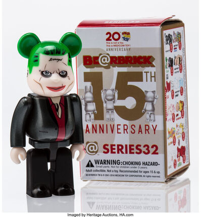 BE@RBRICK, 'Series 32- Villain 100%', 2016